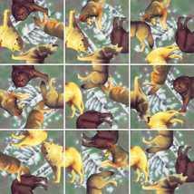 Wolves Scramble Squares Puzzle - $12.99