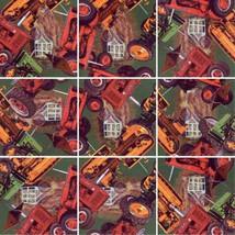 Vintage Tractors Scramble Squares Puzzle - $12.99