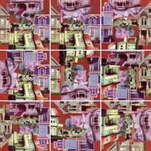 Victorian Homes Scramble Squares Puzzle - $12.99