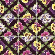 Pansies Scramble Squares Puzzle - $12.99
