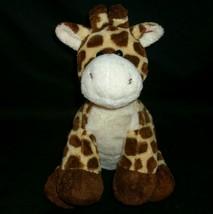 2006 Ty Pluffies Baby Giraffe Tiptop Stuffed Animal Plush Toy B EAN Ie Babies Tan - $11.23