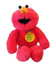 "ABC Elmo 19"" Plush Singing Toy Sesame Street 1993 Hasbro Alphabet Song - $16.50"