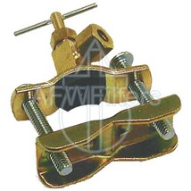 "Self Piercing Saddle Valve with 1/4"" Compression - Fits up to 1 3/8"" Cop... - $5.00"