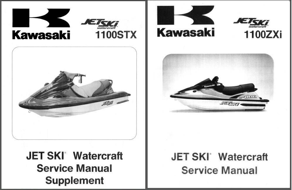 1997 Kawasaki Jetski 1100 Stx 1100 Stx Shop and similar items