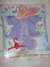 MIB Vintage Midcentury Rare Peggy Ann Baby Doll Outfit Clothes MIP New i... - $24.95