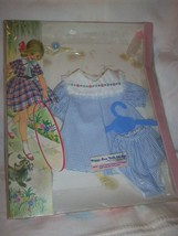 """MIB Vintage Midcentury Rare Peggy Ann Outfit Clothes Chatty Size 16-17"""" ... - $24.95"""