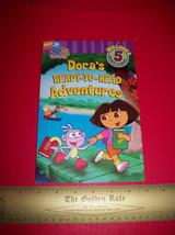 Dora The Explorer Kid Book Nickelodeon Ready To Read Adventures Favorite Stories - $12.34
