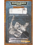 * Warhammer 40,000 Grey Knights in Power Armour Sealed Metal Games Workshop - $20.75