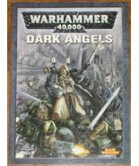 * Warhammer 40,000 Codex Dark Angels Games Work... - $10.00