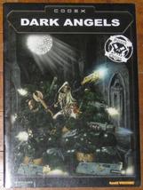 * Warhammer 40,000 Codex Dark Angels Games Work... - $6.75