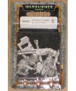* Warhammer 40,000 Metal Imperial Guard Catacha... - $8.75