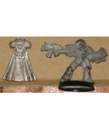 * Warhammer 40,000 Metal Space Marine Captain G... - $9.75