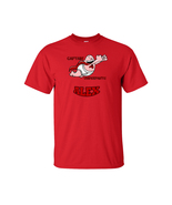 Captain Underpants Personalized Red Shirt - $16.99+