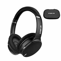 Active Noise Cancelling Headphones,Lobkin Wireless Headphones with Micro... - $56.42