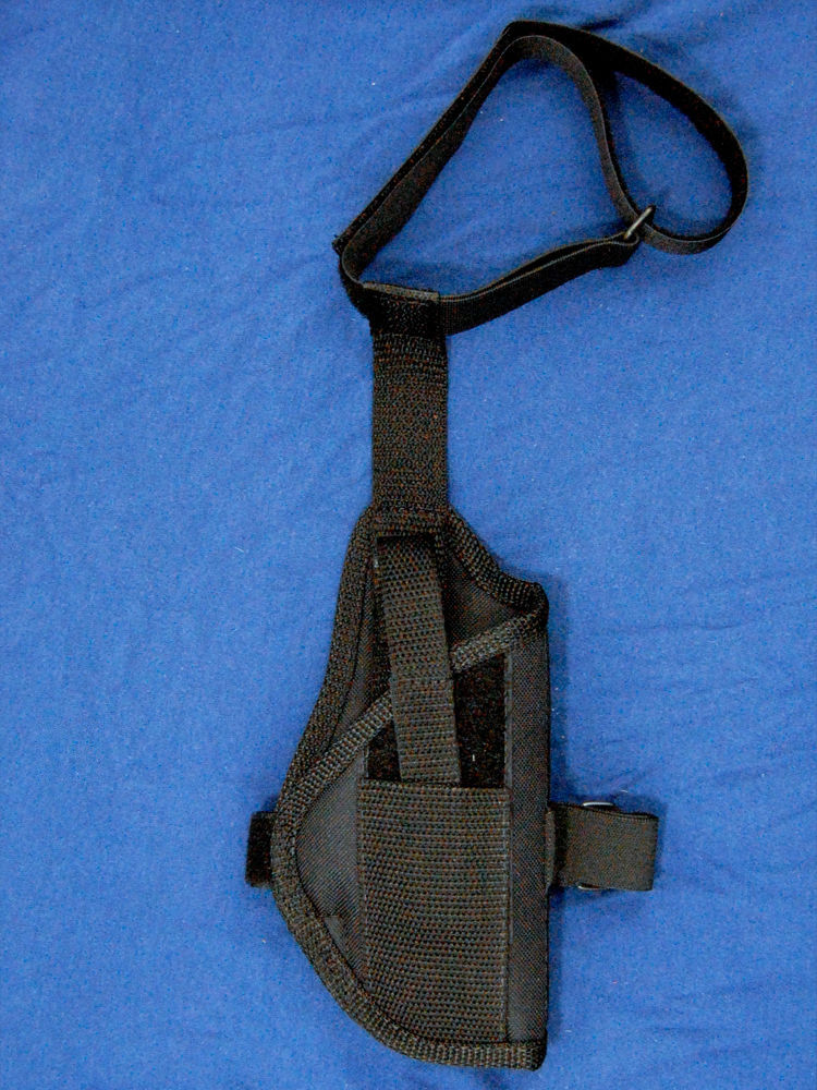 BARSONY Ankle Concealment Gun Holster for S&W M&P Shields