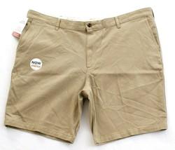Dockers Khaki The Perfect Short Classic Fit Stretch Cotton Shorts Men's NWT - $36.74