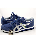 New Asics OC Runner Onitsuka Tiger Shoes Navy Blue Gray Shoes ai chi bruce lee - $49.87
