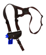 Barsony Brown Leather Concealment Shoulder Holster for Sig P230 P232 P238 - $52.99