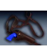 "Barsony Brown Leather Gun Shoulder Holster for COLT KING COBRA 6"" brl Re... - $59.99"