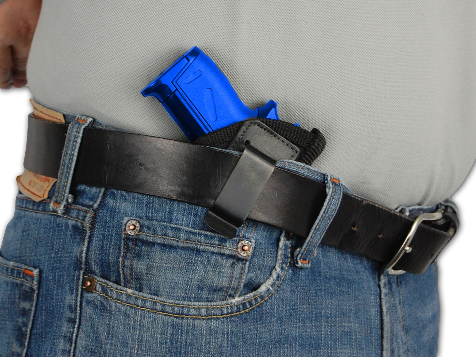 Barsony IWB Gun Concealment Holster for Beretta, Taurus Mini/Pocket 22 25 380