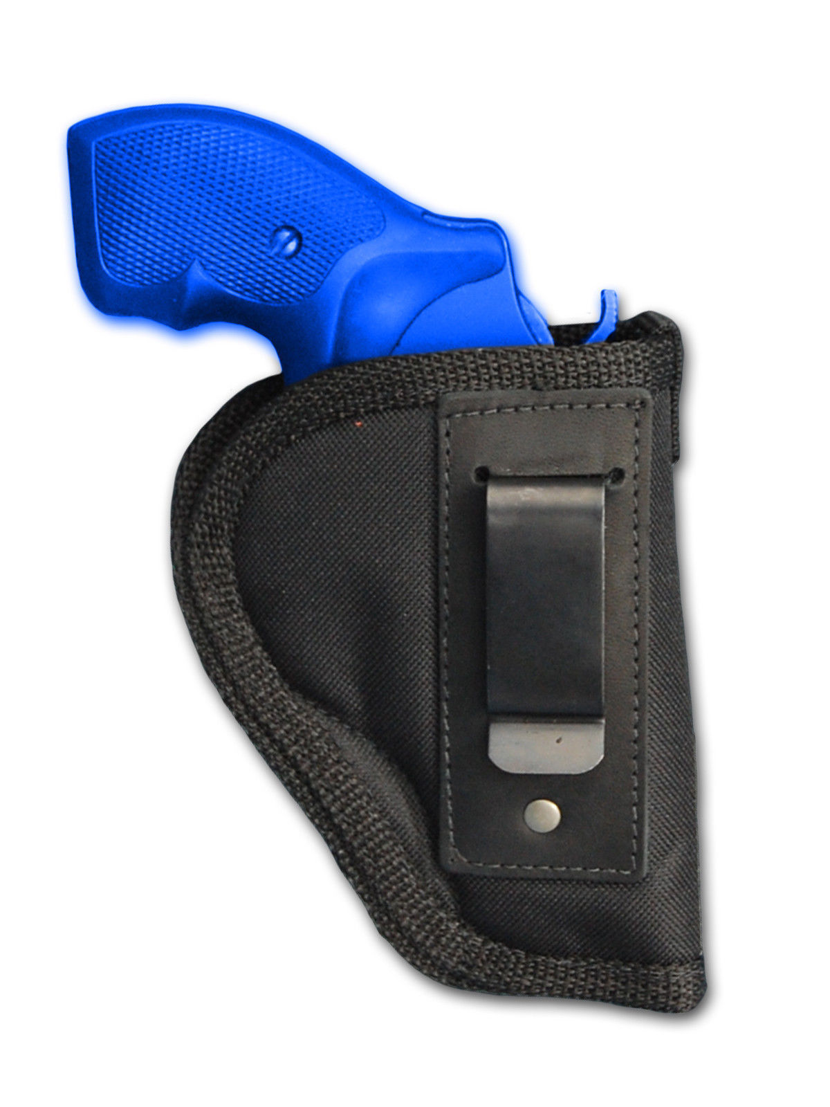 "Barsony IWB Gun Concealment Holster for Charter Arms 2"" Snub Nose Revolvers"