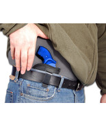 "Barsony IWB Gun Concealment Holster for Charter Arms 2"" Snub Nose Revolvers - $17.99"
