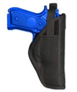 Barsony OWB Gun Concealment Belt Holster for CZ, EAA, FEG Full Size 9mm ... - $19.99
