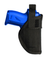 Barsony OWB Gun Concealment Holster for Kel-Tec, Ruger Mini/Pocket 22 25... - $19.99
