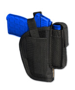 Barsony OWB Gun Holster w/ Mag Pouch for Sig-Sauer, Walther Ultra-Comp 9... - $24.99