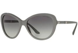 Giorgio Armani Sunglasses AR8052 533811 Grey Pearl Grey Lens Size 57-17-140 - $97.02