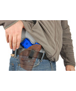 NEW Barsony Brown Leather IWB Gun Holster for CZ, EAA Compact 9mm 40 45 - $29.99