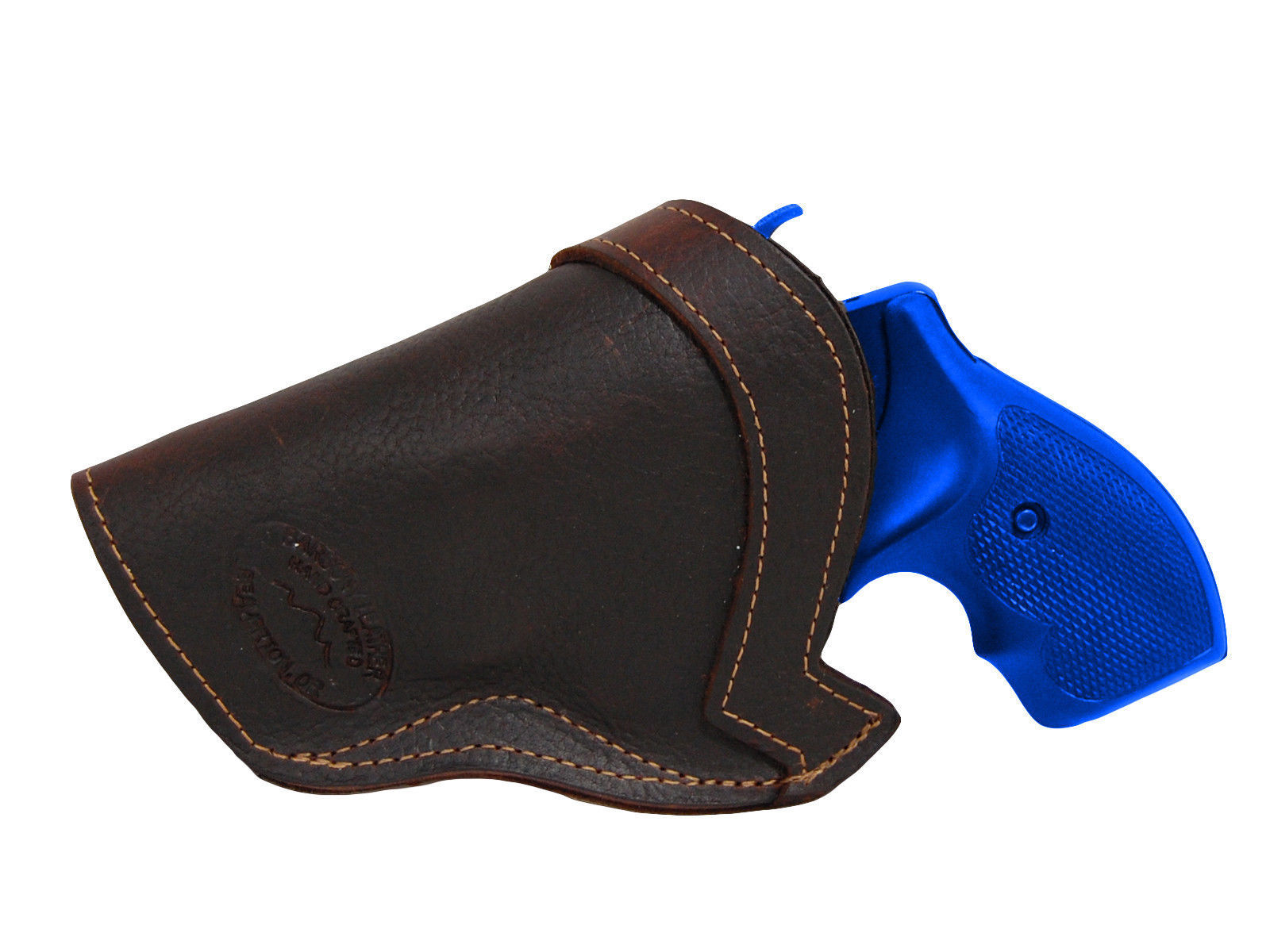 "NEW Barsony Brown Leather IWB Gun Holster Smith&Wesson 2"" Snub Nose Revolvers"