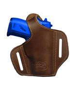 NEW Barsony Brown Leather Pancake Gun Holster Astra AMT CZ Mini-Pocket 2... - $39.99