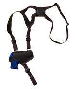 NEW Barsony Brown Leather Thumb Break Shoulder Holster SIG Walther 380 9... - $59.99
