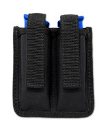 NEW Barsony Double Magazine Pouch for Kimber Ruger 380 & Ultra Compact 9mm - $22.99