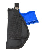 NEW Barsony Gun OWB Belt Loop Holster for Beretta Nano w/ Crimson Laserm... - $24.99