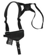 NEW Barsony Horizontal Concealment Shoulder Holster for S&W M&P Shield w... - $34.99