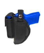 New Barsony Belt Loop Holster w/ Mag Pouch Kel-Tec Taurus 380 Ultra-Comp... - $24.99