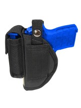 New Barsony Belt Loop Holster w/ Mag Pouch Paraordnance 380 Ultra-Compac... - $24.99