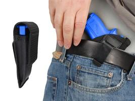 New Barsony IWB Gun Holster + Mag Pouch Astra, CZ Mini/Pocket 22 25 380 Pistols - $29.99