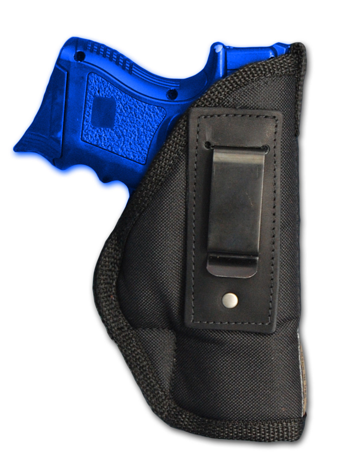 New Barsony IWB Gun Holster + Mag Pouch Kel-Tec, Sccy Compact Sub-Comp 9mm 40 45