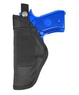 New Barsony OWB Gun Belt Loop Holster for Smith & Wesson Full Size 9mm 4... - $19.99