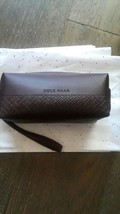 Cole haan small bag American Airlines make up bag - $26.18