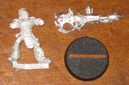 * Warhammer 40,000 Metal Eldar Dark Reaper Game... - $9.00