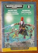 * Warhammer 40,000 Eldar Harliquin Troupe Games... - $30.00