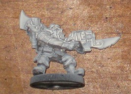 * Warhammer 40,000 Metal Ork Blood Axe Kommando... - $4.50