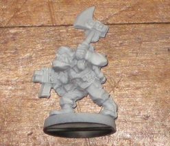 * Warhammer 40,000 Metal Ork Blood Axe Kommando... - $7.00