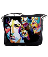 New Release The Beatles Messenger Bag perfect for any occasion 004 - $35.00