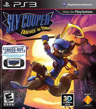 Sly Cooper - Thieves in Time Brand New Playstation3 Video Game PS3 Blu R... - $18.80