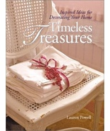 Timeless Treasures: Romantic Victorian Country Decorating Bk - $18.50